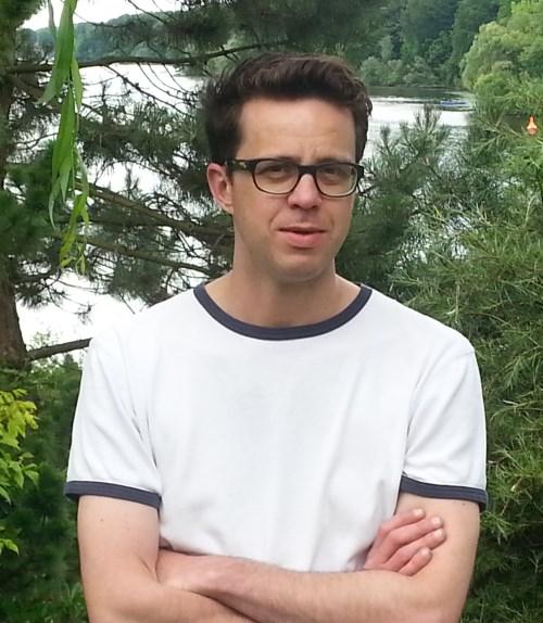 GATE-Mitglied Martin Herold